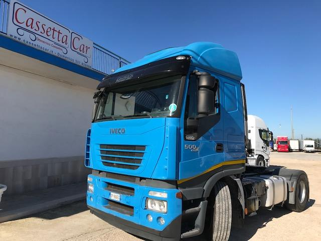 IVECO IVECO TRATTORE STRADALE STRALIS 500 a Camion oltre 7,5 Ton